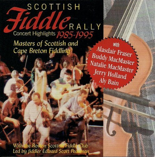 Various Various Artists Scottish Fiddle Rally Concert Highlights 1985 199
