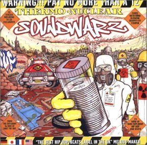 Various Artists Thermo Nuclear Soundwarz
