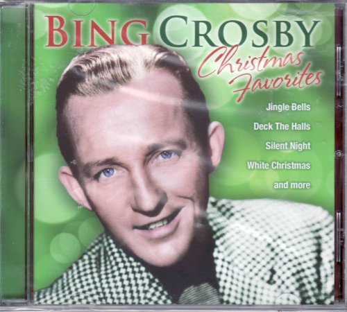 Bing Crosby Bing Crosby Christmas Favor
