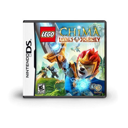 Nintendo Ds Lego Legends Of Chima Lavals Whv Games E10+