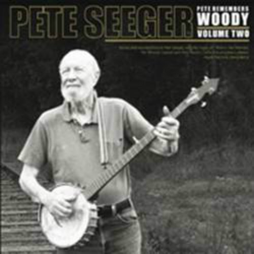 Pete Seeger Pete Remembers Woody Pt 2 Lmtd Ed. 2 Lp