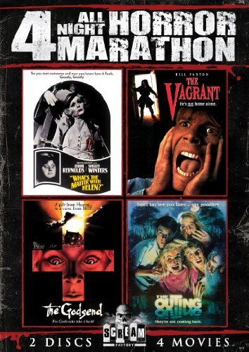 Godsend Vagrant Outing What's All Night Horror Movie Maratho R 2 DVD
