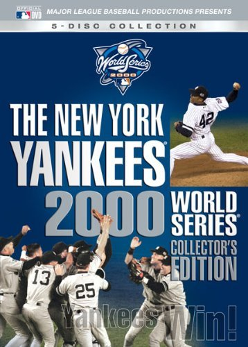 2000 Yankees World Series Coll 2000 Yankees World Series Coll Pg 2 DVD