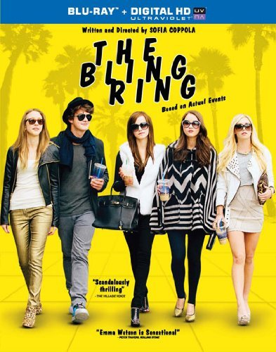 Bling Ring Bling Ring Blu Ray Ws R Uv