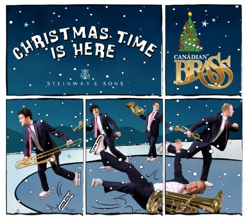 Canadian Brass Christmas Time Is Here Canadian Brass
