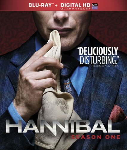 Hannibal Season 1 Blu Ray Uv