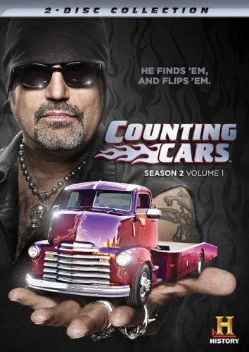 Counting Cars Counting Cars Season 2 Vol. 1 Ws Pg