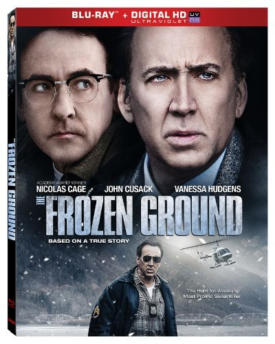Frozen Ground Cage Cusack Blu Ray Ws R Uv