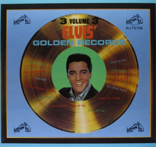 Elvis Presley Vol. 3 Golden Records