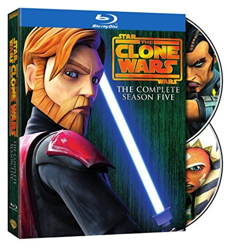 Season 5 Star Wars The Clone Wars Blu Ray Ws Nr 3 Br