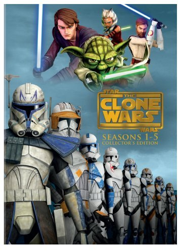 Season 1 5 (collectors Edition Star Wars The Clone Wars Nr 19 DVD
