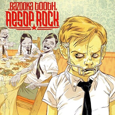 Aesop Rock Bazooka Tooth