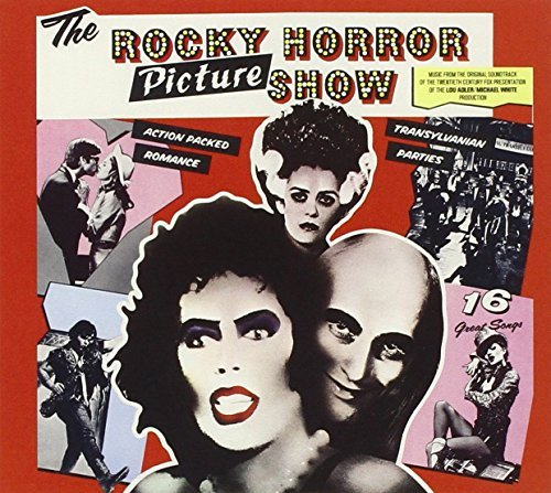 Various Artists Rocky Horror Picture Show Red Vinyl