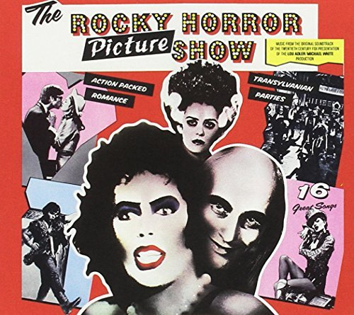 Rocky Horror Picture Show Soundtrack Digipak