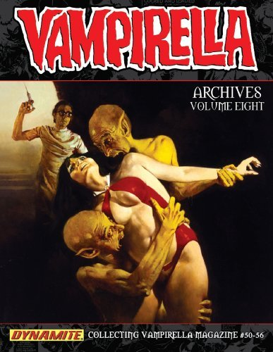 Howard Chaykin Vampirella Archives Volume 8