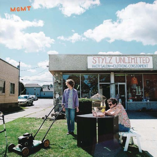 Mgmt Mgmt 180gm Vinyl Incl. Download Insert