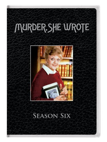 Murder She Wrote Murder She Wrote Season 6 Nr 5 DVD