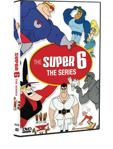 Super Six Series Super Six Nr 2 DVD
