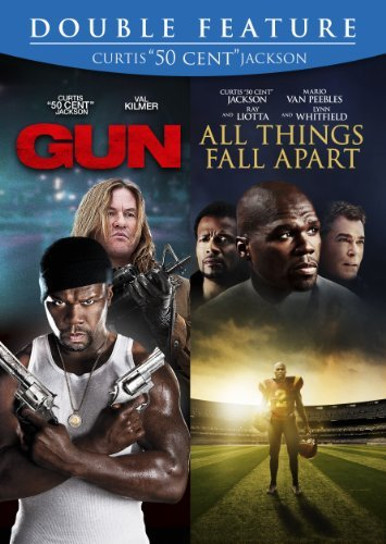 Gun All Things Fall Apart 50 Cent Double Feature Ws R 2 DVD