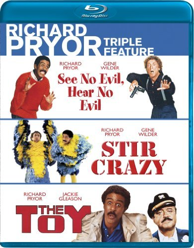 See No Evil Hear No Evil Stir Richard Pryor Triple Feature Blu Ray Ws Pg 3 Br