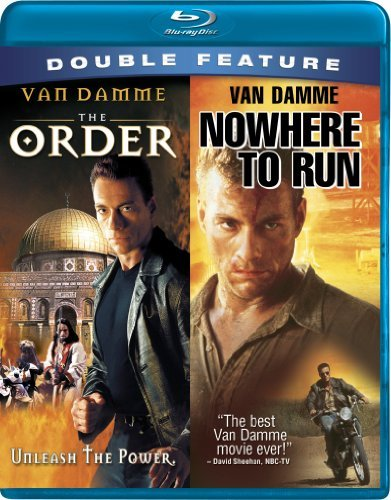 Order Nowhere To Run Jean Claude Van Damme Double F Blu Ray Ws R 2 Br