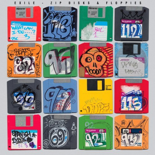 Exile Zip Disks & Floppies