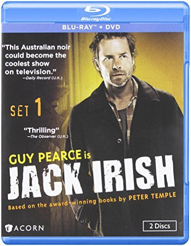 Jack Irish Set 1 Blu Ray DVD Nr Ws