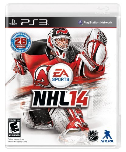 Ps3 Nhl 14 Electronic Arts E