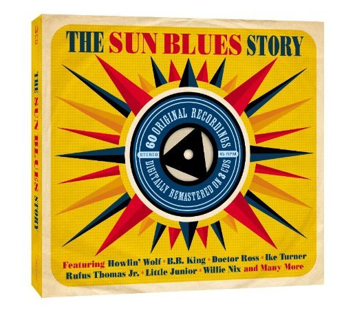 Sun Blues Story Sun Blues Story Import Gbr 3 CD