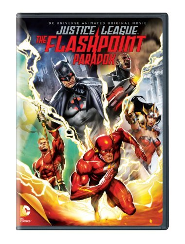 Justice League The Flashpoint Paradox Limited Edi