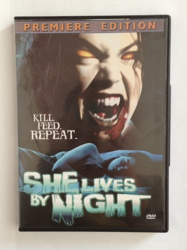 She Lives By Night (premier Edition)(includes Spec