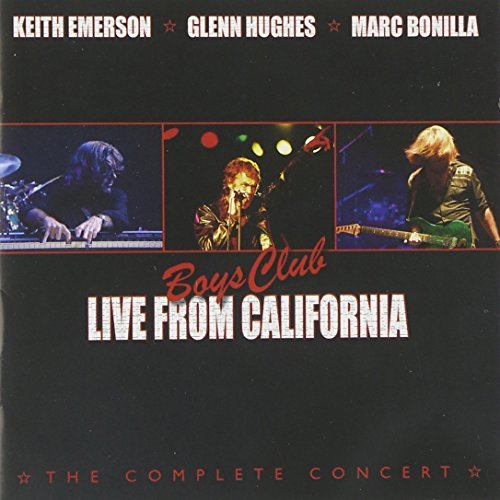Emerson Hughes Bonilla Boys Club Live From Californi