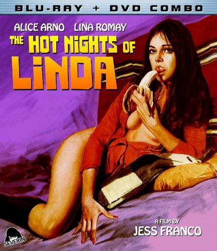 Hot Nights Of Linda Arno Romay Lafferiere Muller Blu Ray Ws Nr Incl. DVD