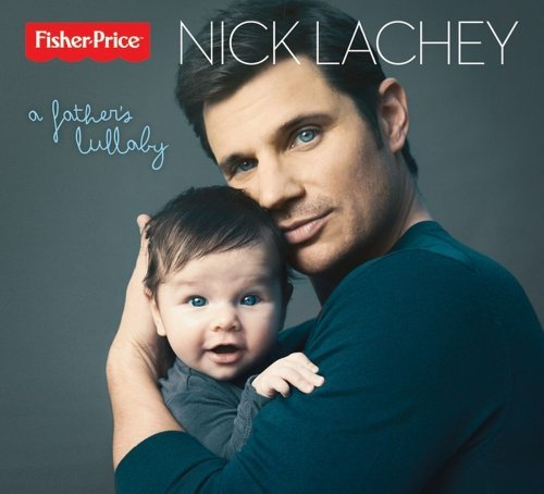 Nick Lachey Father's Lullaby Digipak