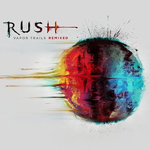 Rush Vapor Trails 180gm Vinyl 2 Lp