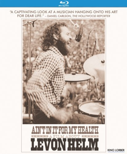 Ain't In It For My Health Helm Levon Blu Ray Ws Nr