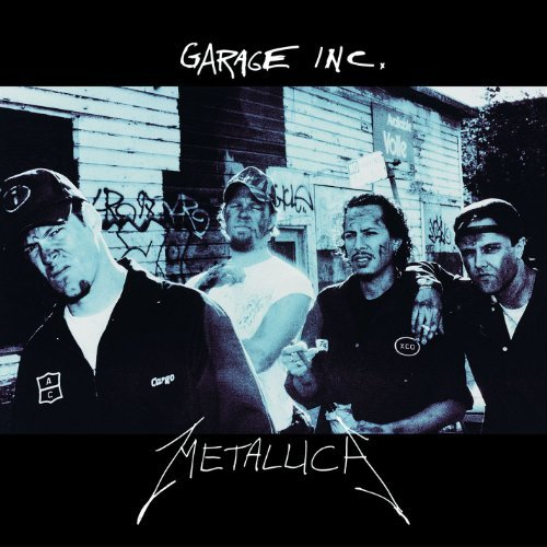 Metallica Garage Inc. 2 CD