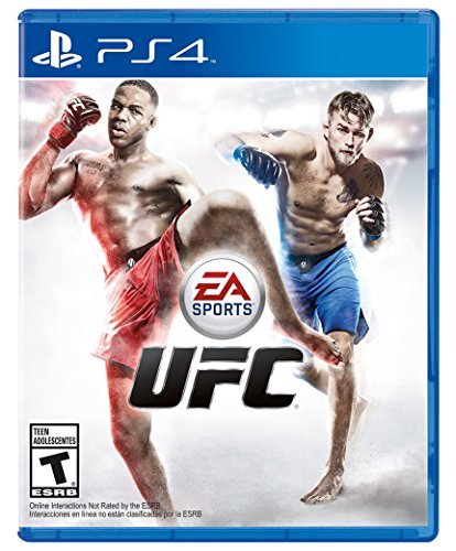 Ps4 Ea Sports Ufc Electronic Arts