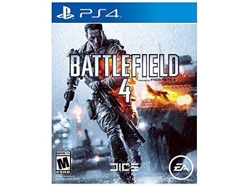 Ps4 Battlefield 4 Electronic Arts