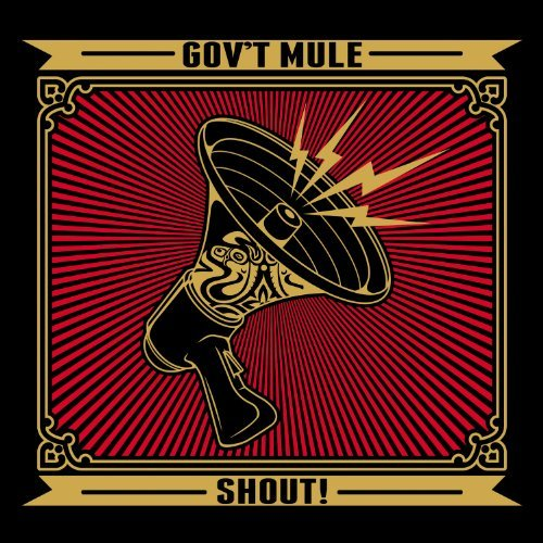Gov't Mule Shout! 2 CD