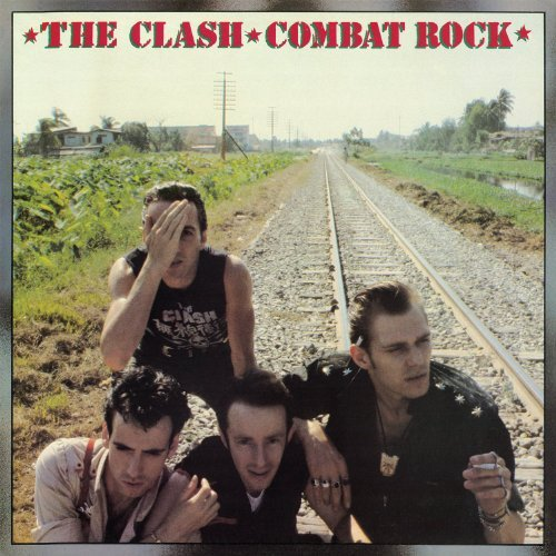 Clash Combat Rock 180gm Vinyl