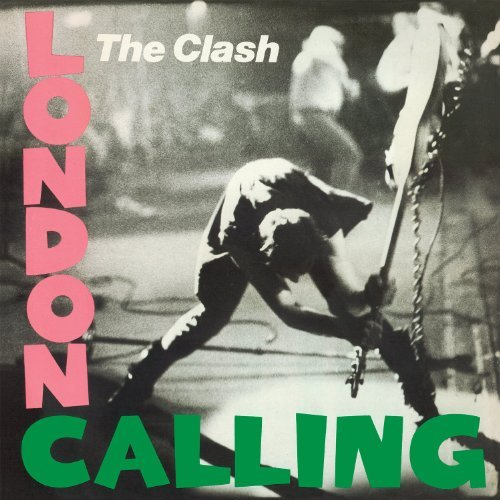 Clash London Calling 180gm Vinyl