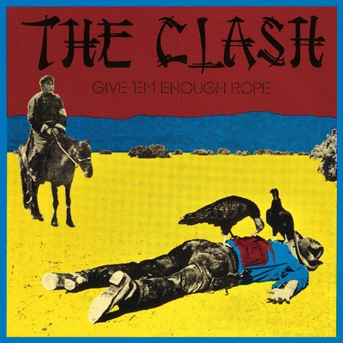 Clash Give 'em Enough Rope 180gm Vinyl