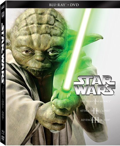 Star Wars Star Wars Trilogy Blu Ray Ws Episodes I Iii