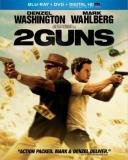 2 Guns Washington Wahlberg Blu Ray Ws Washington Wahlberg