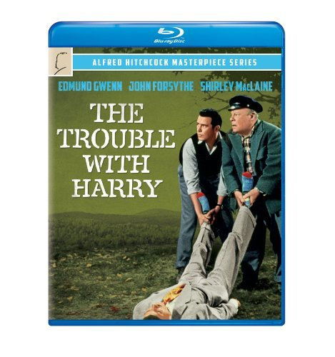 Trouble With Harry Hitchcock Alfred Blu Ray Ws Pg