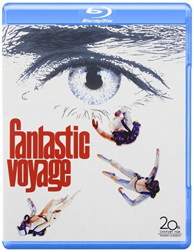 Fantastic Voyage O'connell Pleasence Blu Ray Pg