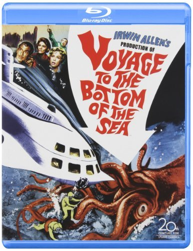 Voyage To The Bottom Of The Se Irwin Allen's Voyage To The Bottom Of The Se Blu Ray Ws Pg