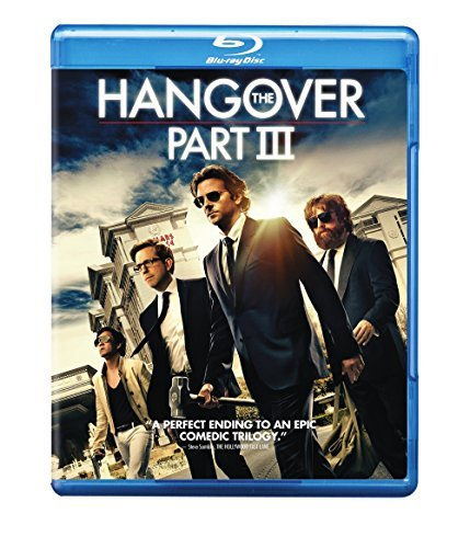 Hangover Part 3 Cooper Helms Galifianakis Blu Ray DVD R Ws