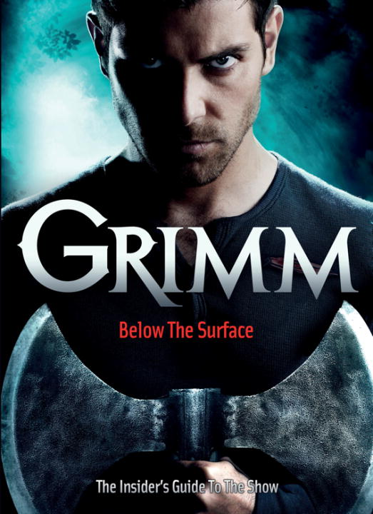 Titan Books Grimm Below The Surface